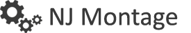 NJ-Montage Logo
